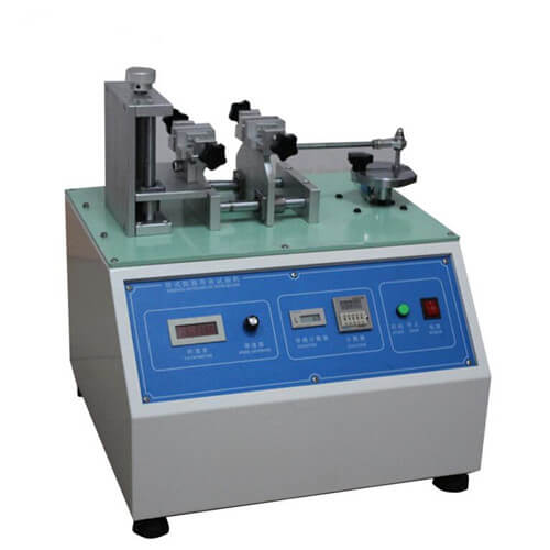 Horizontal plug life test machine