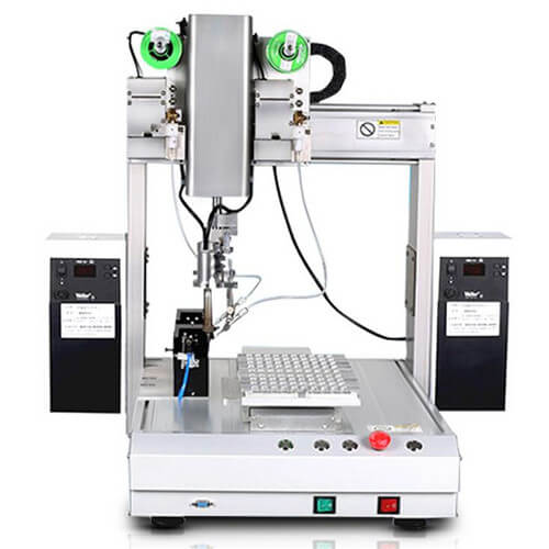 Automatic Solder Machine