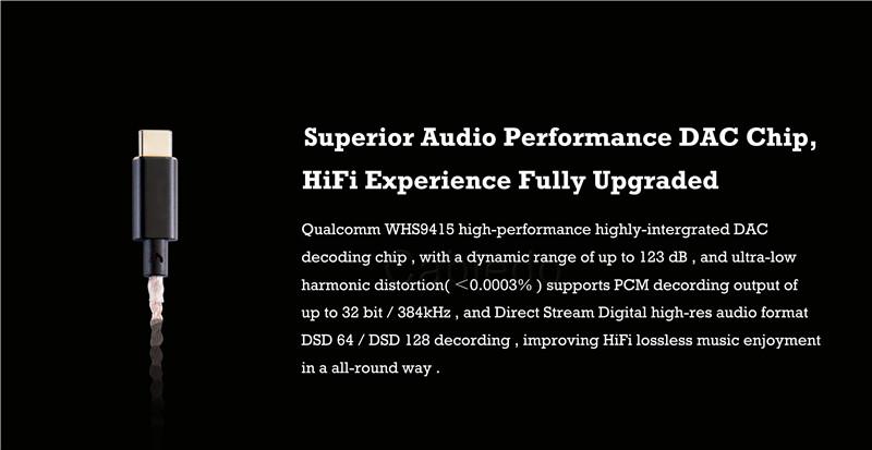 Cabledo Qualcomm HiFi Amplifier 02