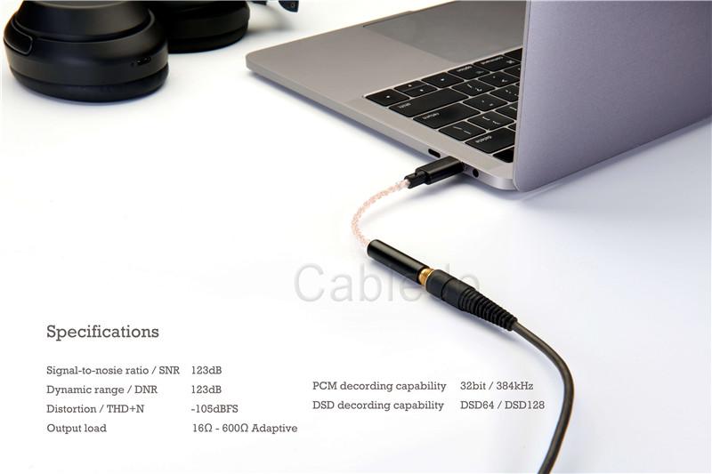 Cabledo Qualcomm HiFi Amplifier 06